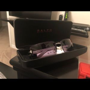 🎊🕶👙🌸💝RALPH Ralph Lauren sunglasses price neg.